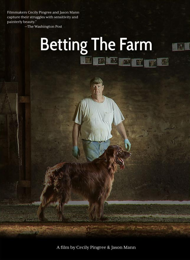 Betting the Farm DVD